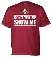 Don't tell me - show me