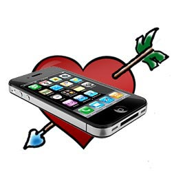iPhone love